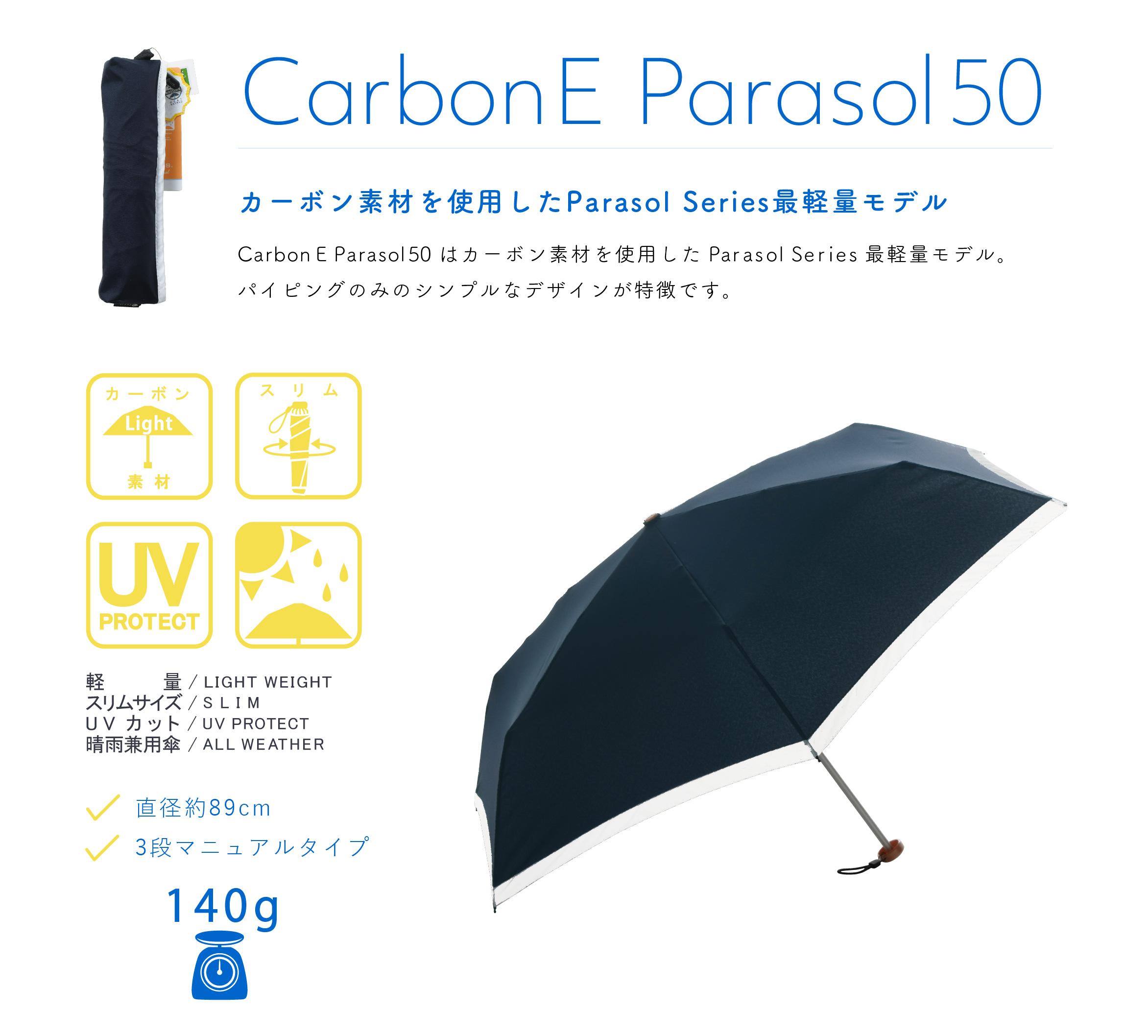 CarbonEParasol