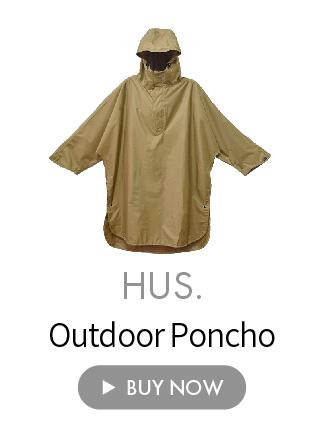 OutdoorRainponcho