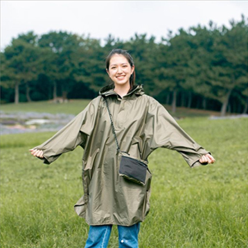 Outdoor Poncho