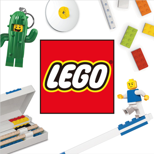 LEGOステーショナリー